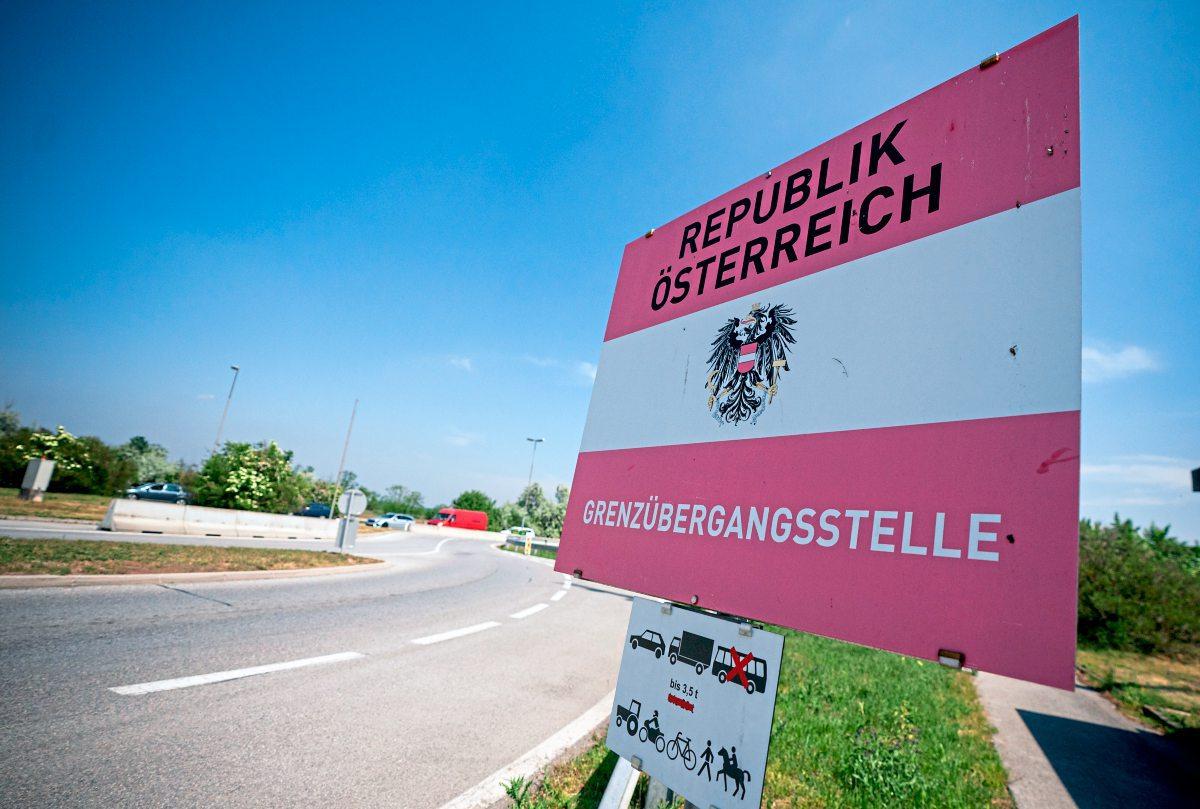 Grenzöffnung Tschechien