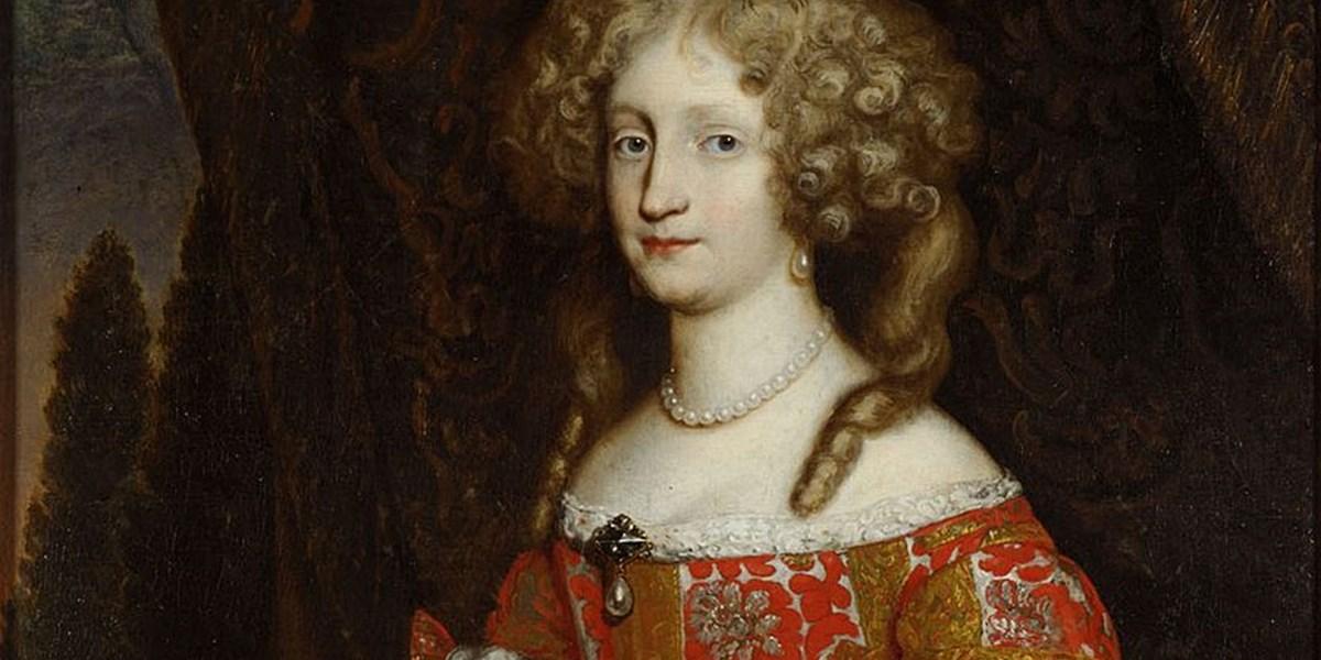 Wie eine Kaiserin die Große Pest erlebte