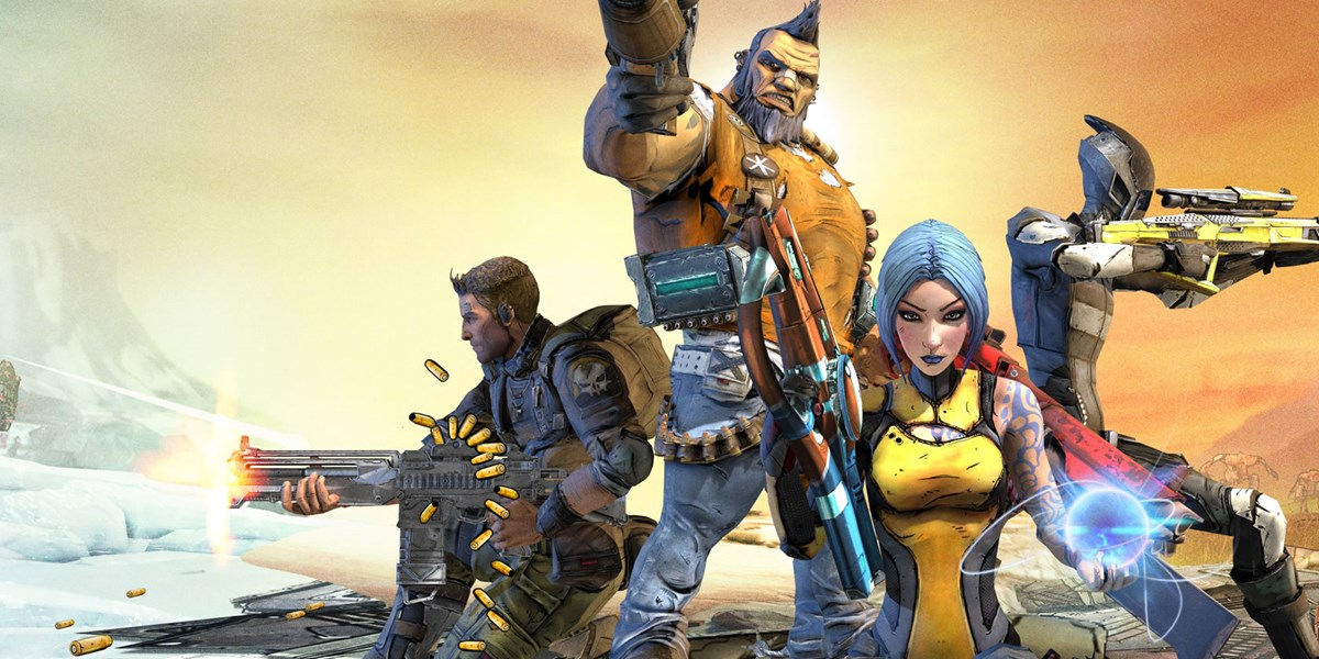 """Borderlands: Handsome Collection"": Epic Games verschenkt den nächsten Spielehit"
