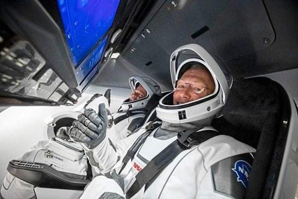 Foto: SpaceX/Nasa
