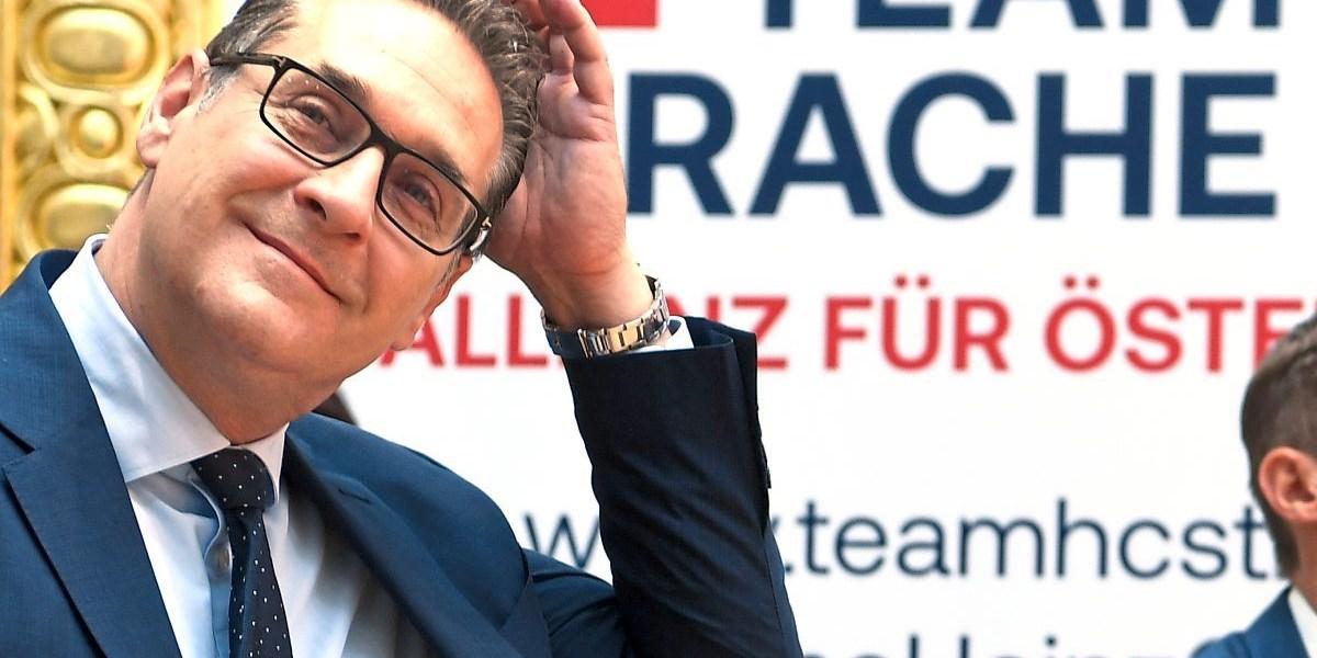 Neue Korruptionsvorwürfe gegen Strache: Gesetzesänderung gegen Privatflug