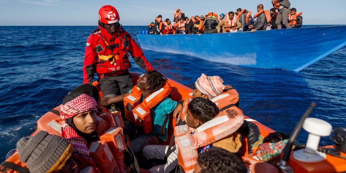 Tatort Mittelmeer: Die Politik des Leben-und-sterben-Lassens