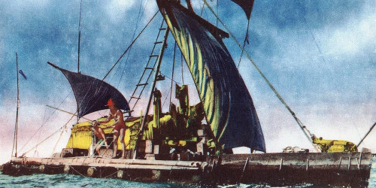 Thor Heyerdahl hatte doch recht