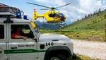 Zwei Tote und zumindest sieben Verletzte nach Felssturz in steirischer Klamm