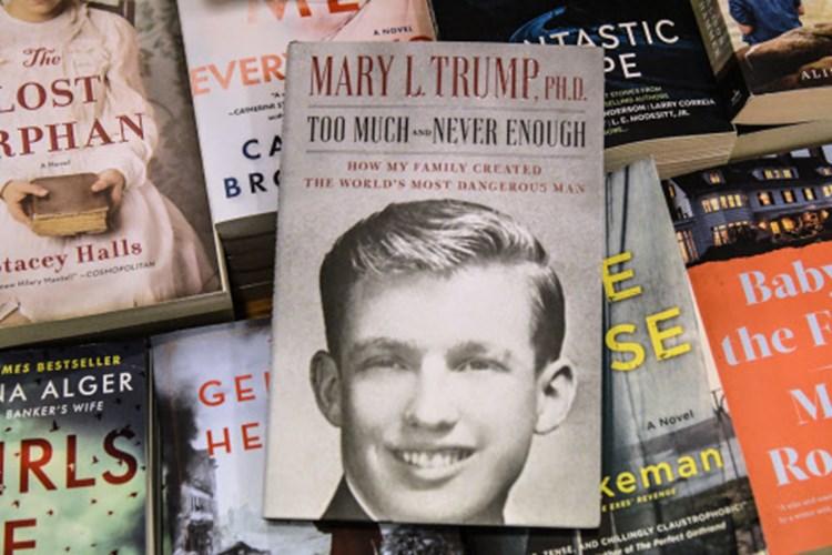Trump Buch Nichte