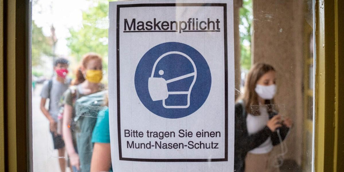 Maskenpflicht Nrw Schule