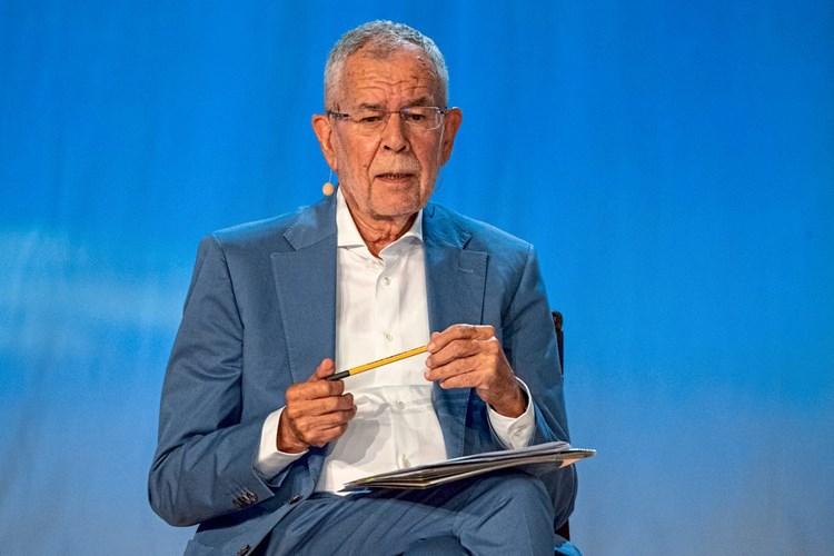 Van der Bellen hofft auf grüneres Europa - Bundespräsident ...