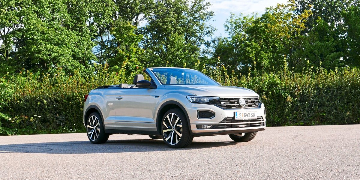 Cabriolets von VW und Jaguar: Mediziner empfehlen viel Frischluft