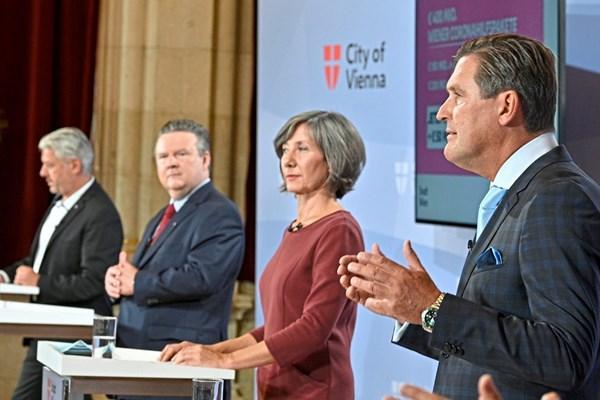 Wien stellt 50 Millionen Euro für drittes Corona-Hilfspaket zur Verfügung -  Wien - derStandard.at › Panorama