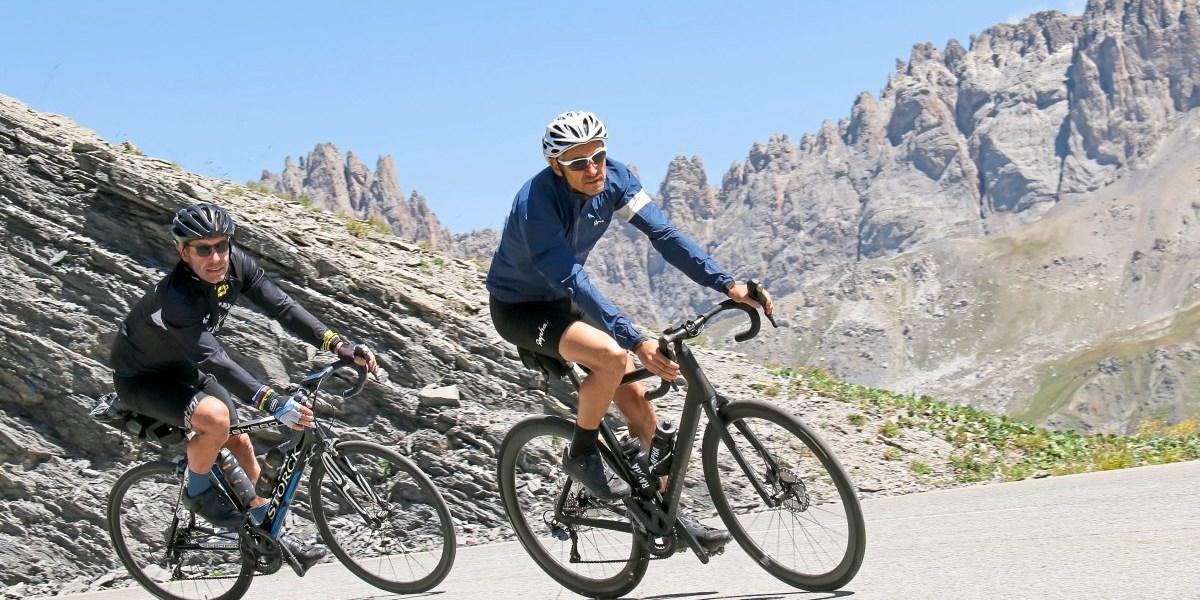 Qual mit Genuss: Wenn Amateure die Tour de France nachfahren