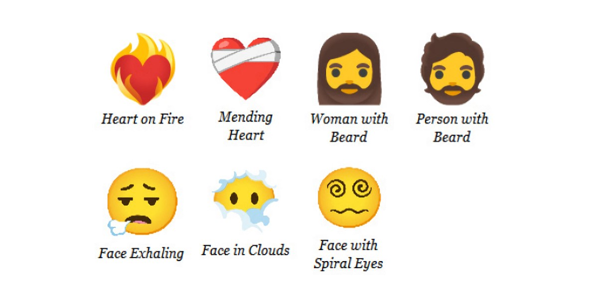 Die Neuen Emojis 2021