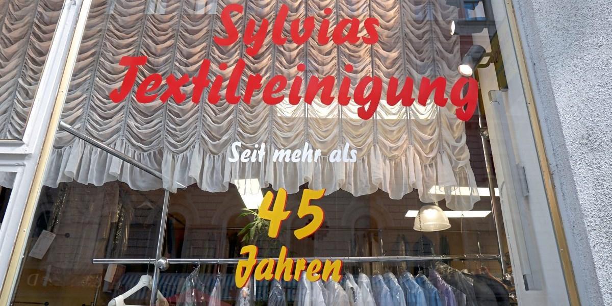 Die Saubermacherin: In der Putzerei von Frau Silvia