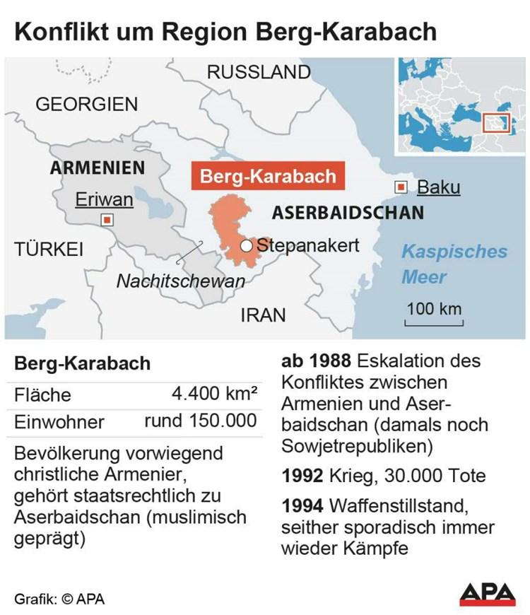 Armenien Wirft Erdogan Vor Syrische Soldner In Bergkarabach Einzusetzen Aserbaidschan Derstandard At International