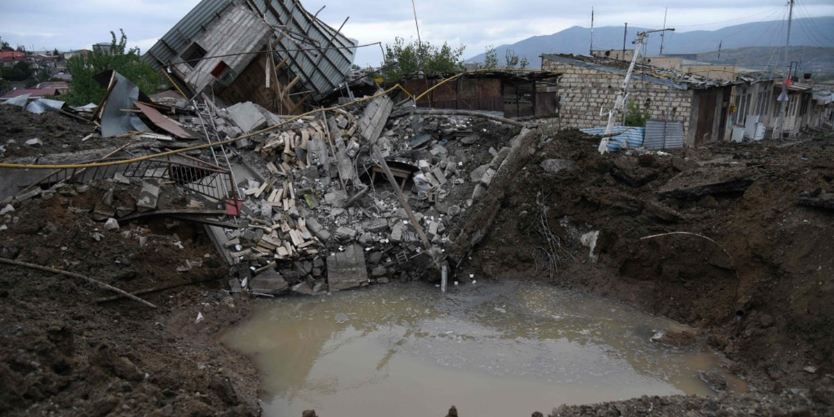 Armenien Und Aserbaidschan Werfen Einander Angriffe Auf Zivilisten Vor Aserbaidschan Derstandard At International