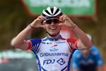 Franzose Gaudu bei Vuelta nach Flucht erfolgreich