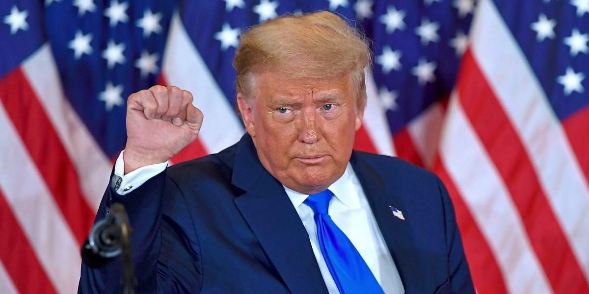 Sieg Trump