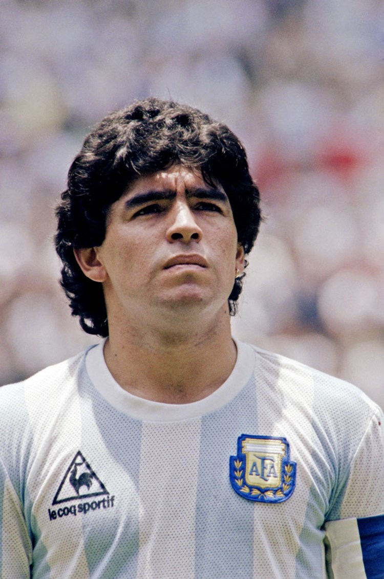 Soccer star Diego Maradona died at the age of 60