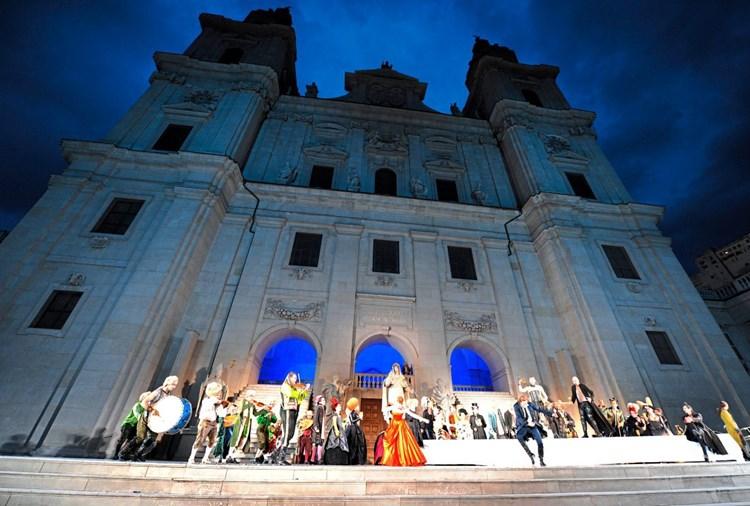 Programm Salzburger Festspiele 2021