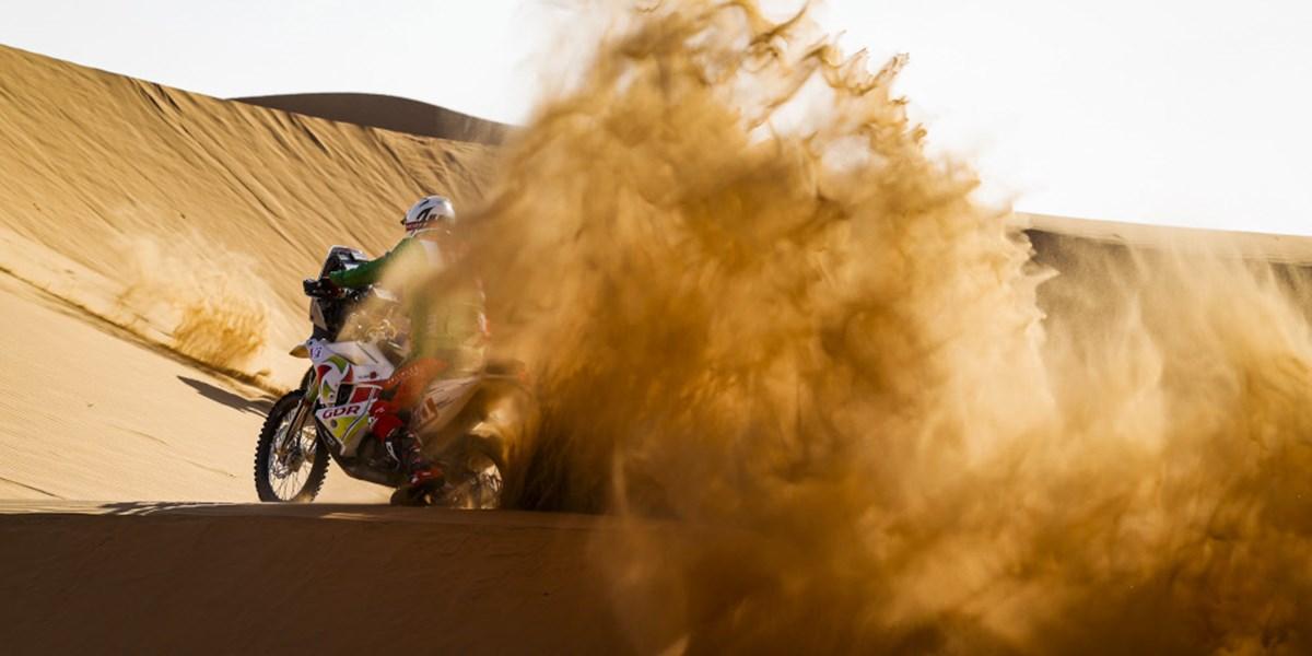 Motorrad-Pilot Cherpin nach Sturz bei Dakar verstorben