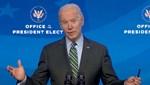 Biden will am ersten Tag Trumps Entscheidungen rückgängig machen