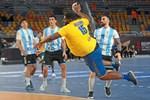 Der Koloss aus dem Kongo erstaunt bei der Handball-WM