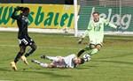 Sturm Graz verpasst mit Remis beim WAC Sprung auf Platz eins