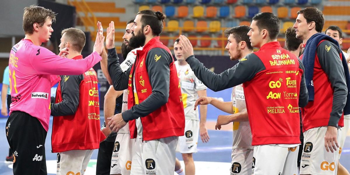 Spanien Ungarn Handball