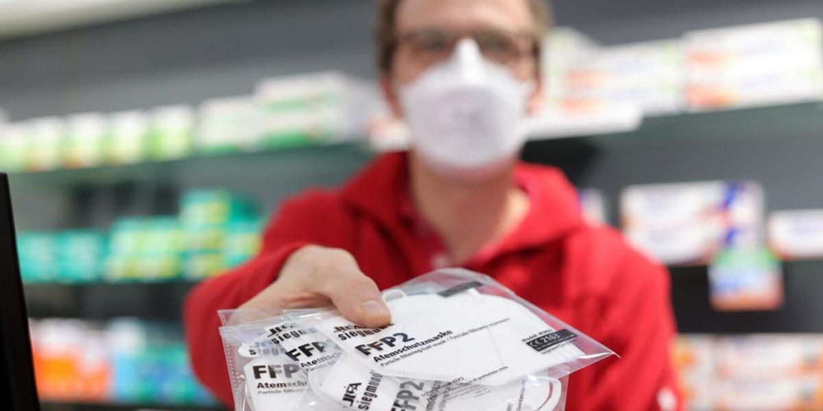 FFP2-Masken-Pflicht im Handel und in Öffis gilt ab Montag