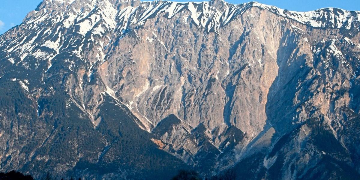 Spuren massiver Bergstürze in Tiroler Alpenseen gefunden