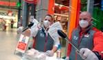 Supermärkte stoppen Verkauf von FFP2-Masken der Hygiene Austria