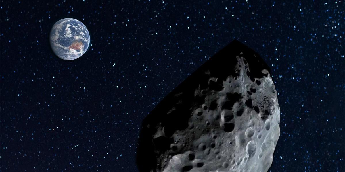 Größter Asteroid dieses Jahres nähert sich - DER STANDARD