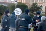 Gewaltpotenzial von Corona-Demonstranten könnte steigen