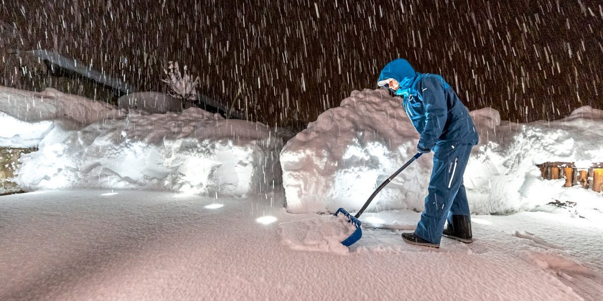 Im alpinen Bereich gilt für die Pflicht zur Schneeräumung ein eigener Maßstab