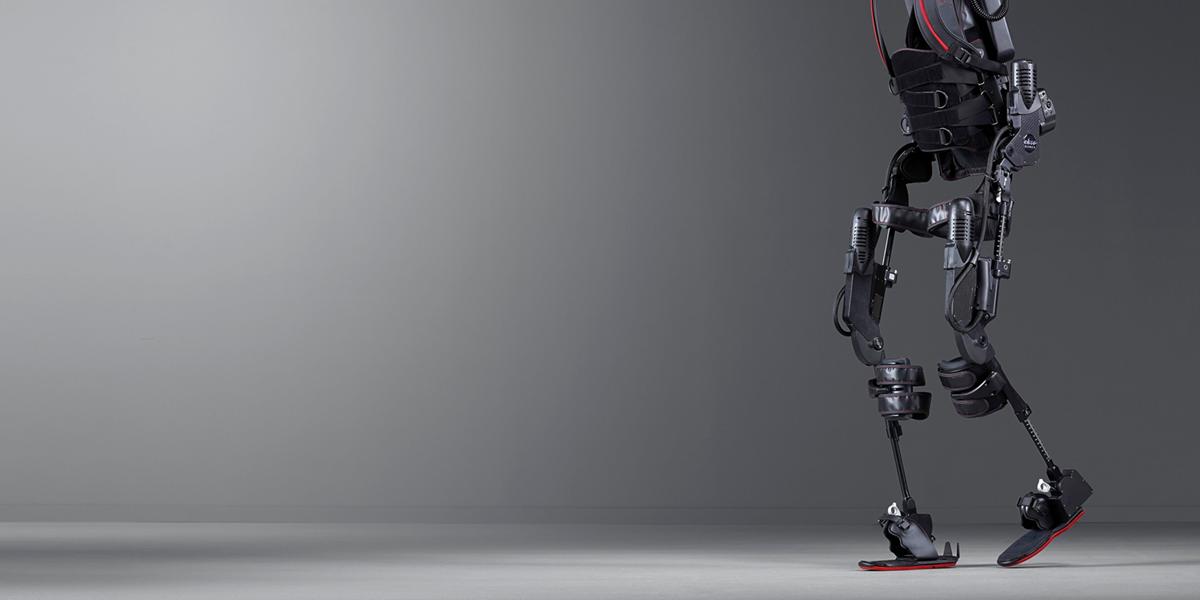 Wie Exoskelette immer smarter werden