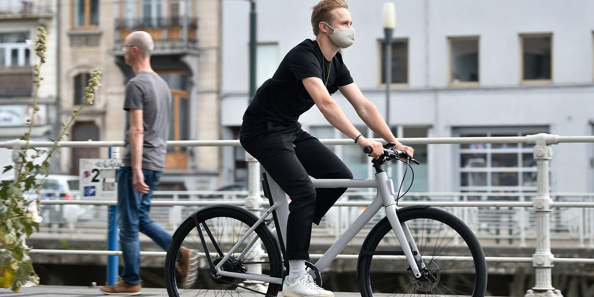 Frankreich: 2.500 Euro für Bürger, die altes Auto gegen E-Bike tauschen