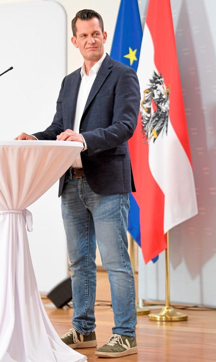 Der Mann aus der Praxis: Wolfgang Mückstein - Grüne ...