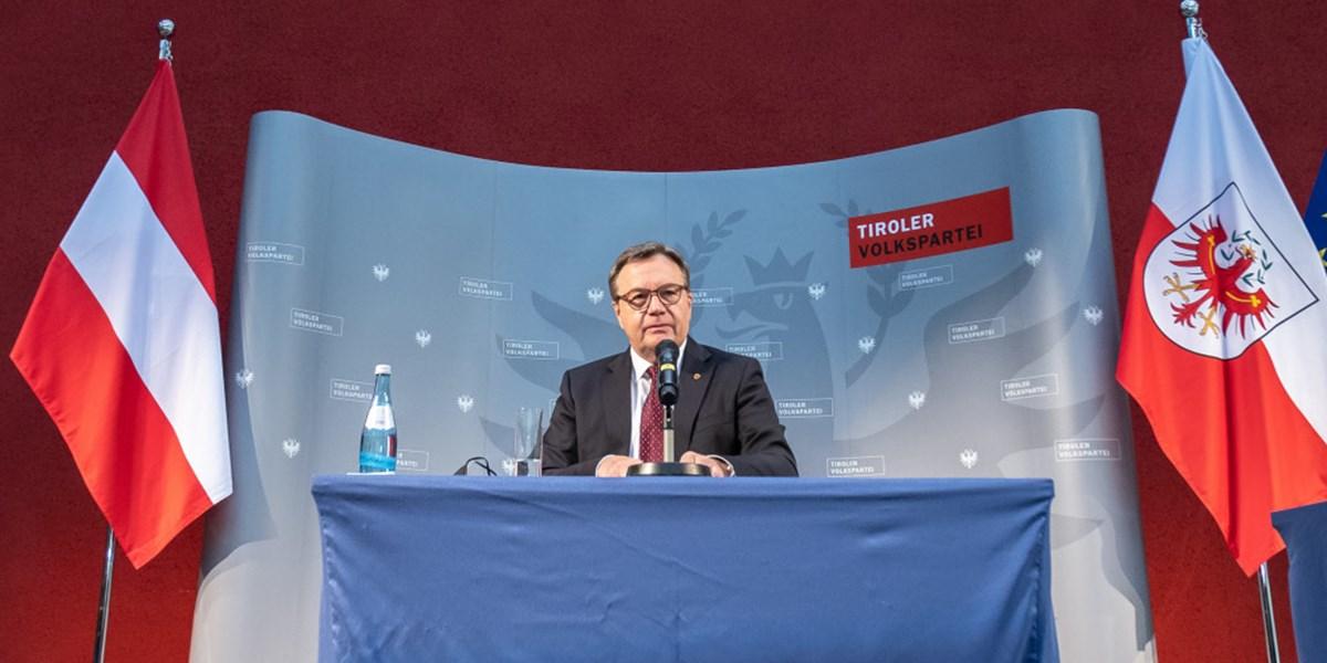 Tiroler Machtspiele in Krisenzeiten