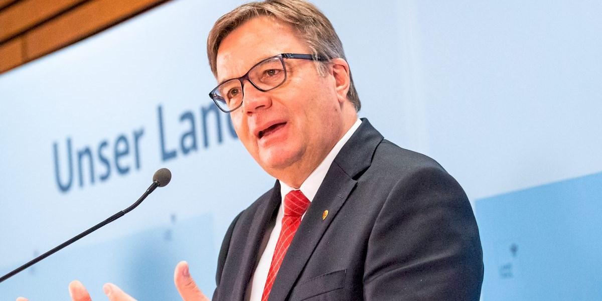 Tirols Landeshauptmann Platter tritt bei Landtagswahl 2023 erneut an