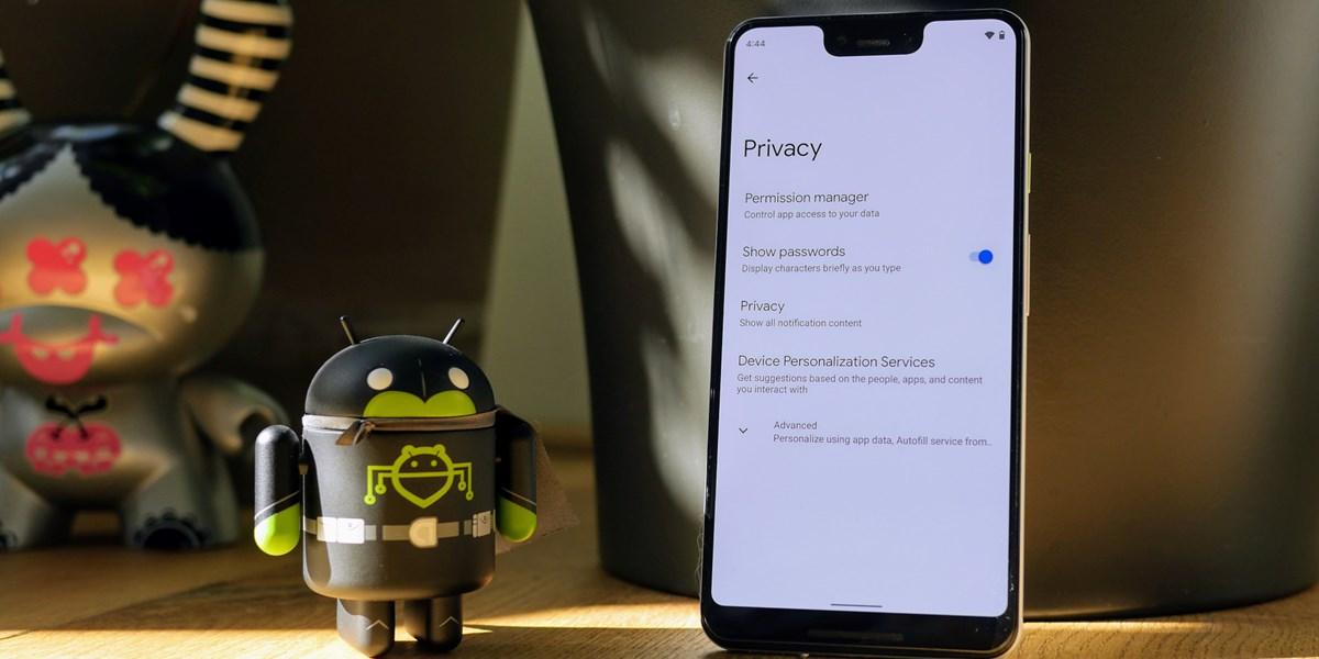 Android: Wie man die Privatsphäre am Smartphone verbessern kann