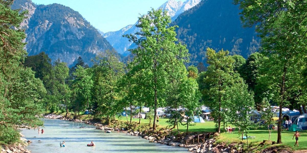 Das sind die besten Campingplätze in Europa