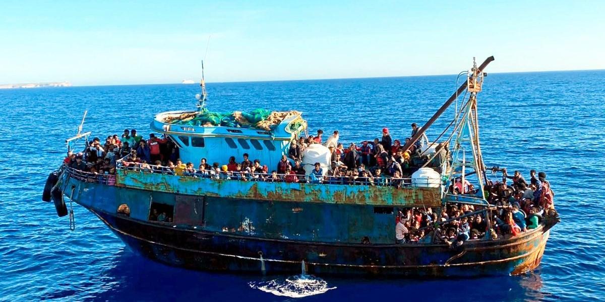 Italien fordert laut Medienbericht ein EU-Flüchtlingsabkommen mit Libyen