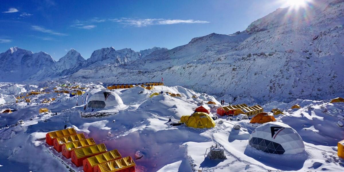 Corona auf dem Everest: Das Virus ist auf dem Dach der Welt