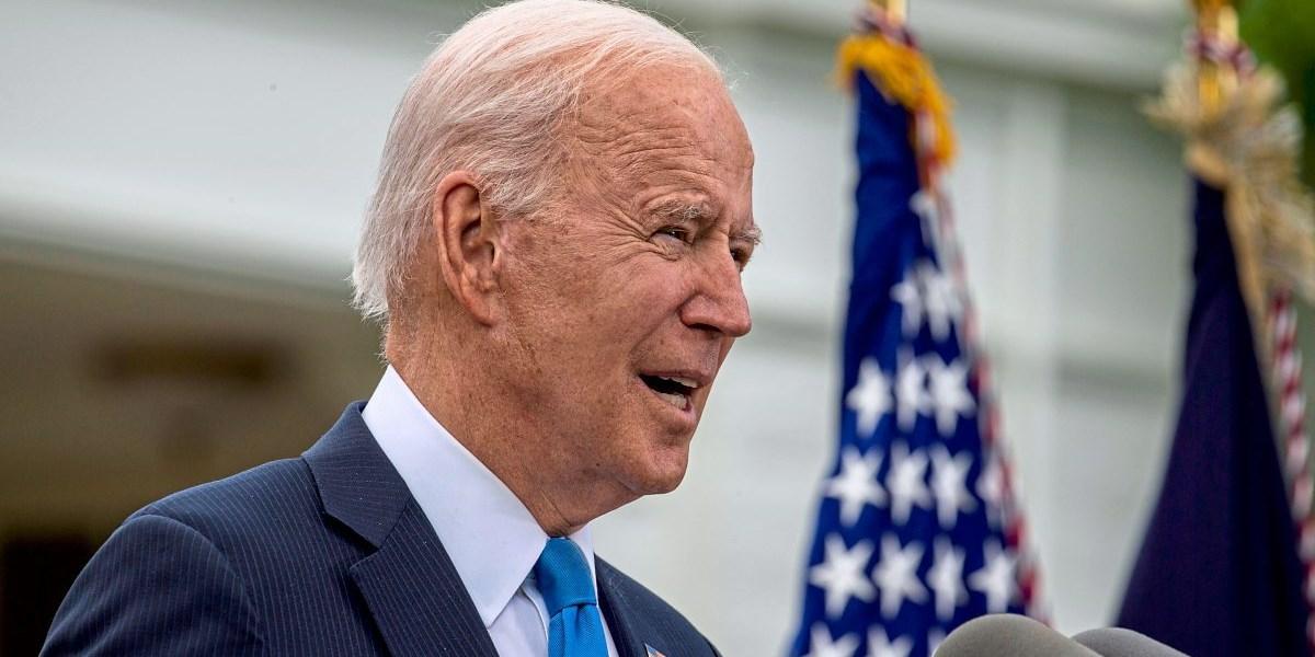 """Biden: USA arbeiten mit Palästinensern und Israelis für """"dauerhafte Ruhe"""""""