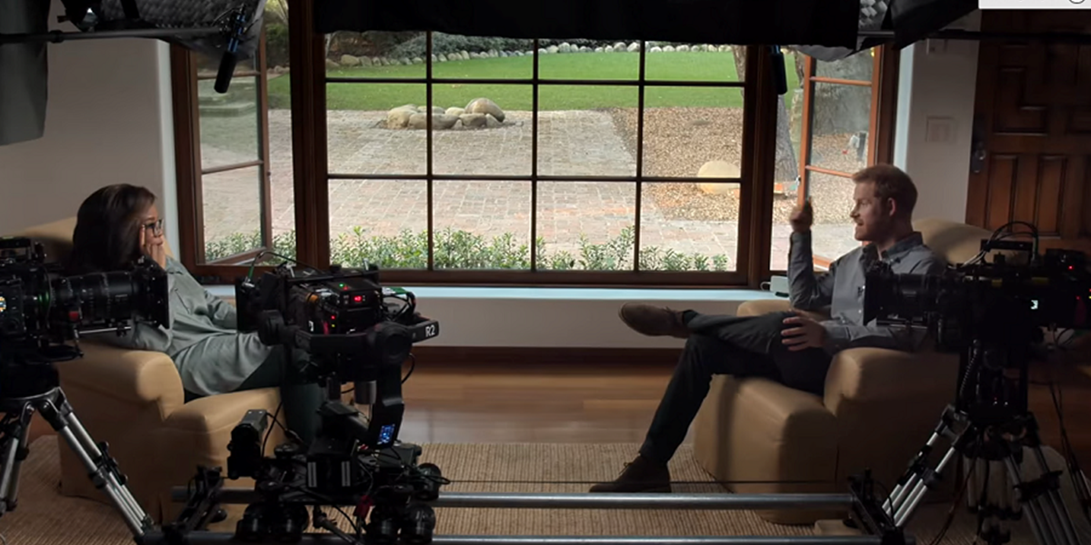 """""""The Me You Can't See"""": Erster Trailer für Doku-Serie von Oprah Winfrey und Prinz Harry"""