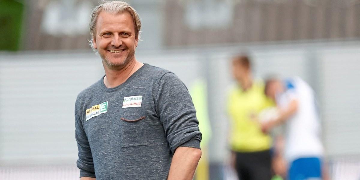 Schopp bleibt für eine weitere Saison in Hartberg