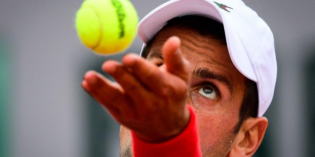 Djokovic und Federer bei French Open weiter, topgesetzte Barty musste aufgeben