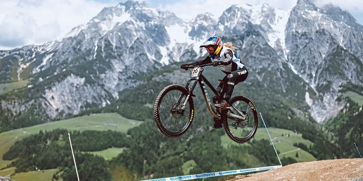 Österreich im Mountainbike-Fieber: Nach DH-Weltcup folgt Crankworx