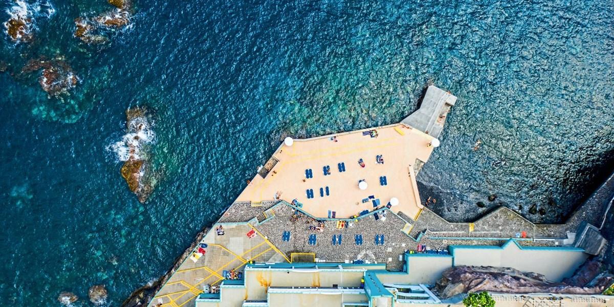 Ein ausgefallener Badeurlaub auf Madeira: Endlich frei schwimmen!