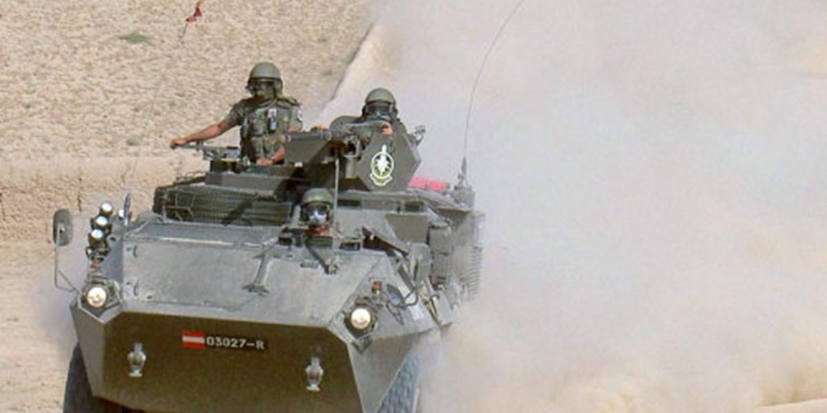 Letzter österreichischer Soldat verlässt Afghanistan