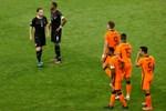 Österreich bei 0:2 gegen die Niederlande chancenlos